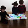 A2 Ultra Bright LED Light Panel & Folding Table - CD72271