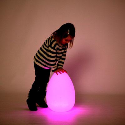 Sensory Mood Light Egg - 420mm - CD75552