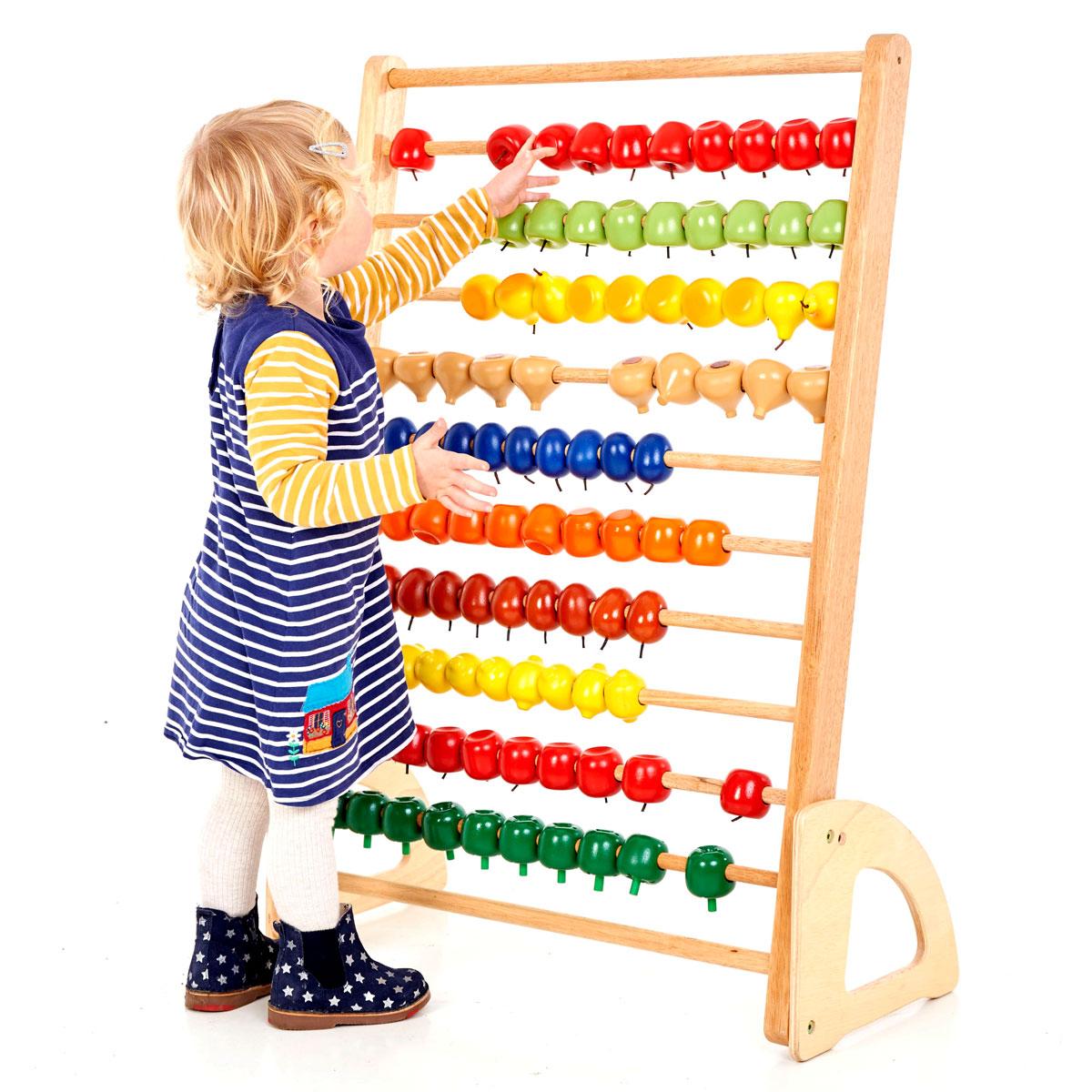 Stem School Ypsilanti: Buy School Giant Fruit Abacus CD95640
