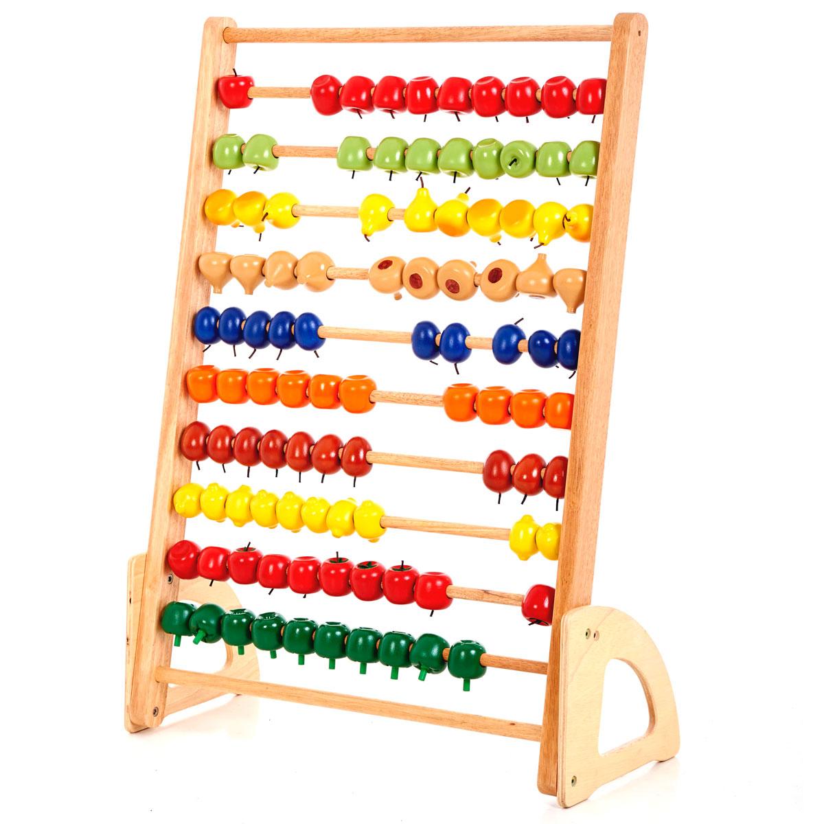 Stem School Ypsilanti: Buy Giant Fruit Abacus CD95640