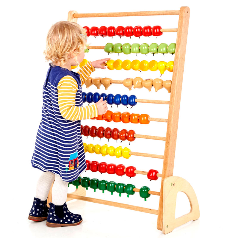 Giant Fruit Abacus - CD95640