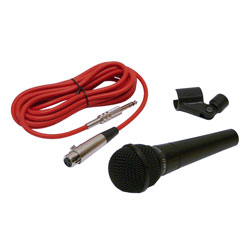 Coomber 1918 High Quality Wired Dynamic Microphone [1918 , CM1918]