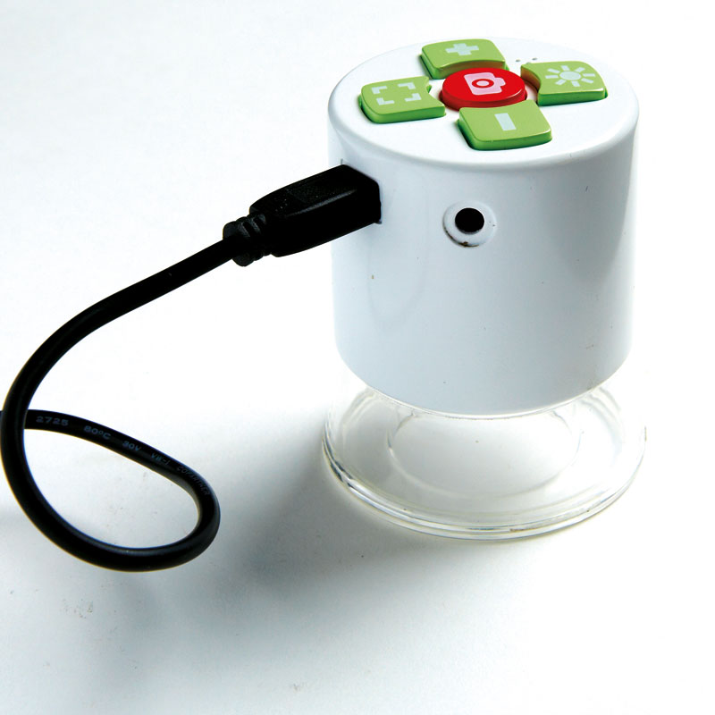 TTS Auto Focus Microscope with Bug Cam - SC00820