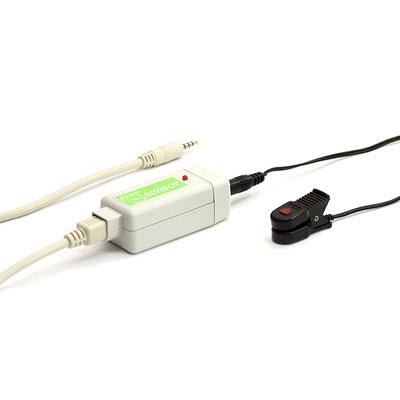 Vu Heart Rate Sensor - for use with EasySense Vu Primary Data Logger Kit - 2327