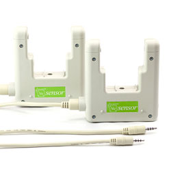 Vu Light Gates (Set of 2) - For use with EasySense Vu Primary Data Logger Kit [2330PK, DH2330PK]