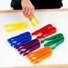 Tweezers in 6 Assorted Colours - (Set of 12) - CD75088