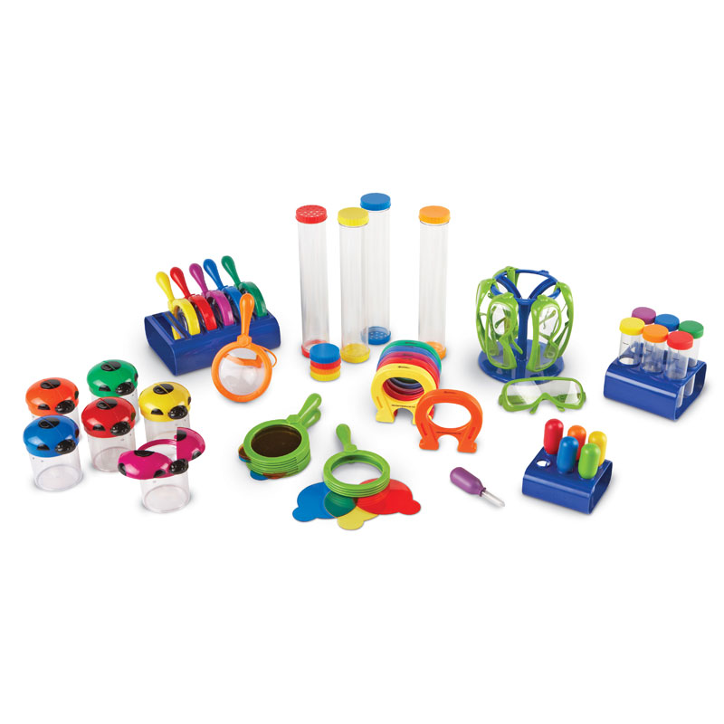 Primary Science Resources Bundle - by Learning Resources - LER2762