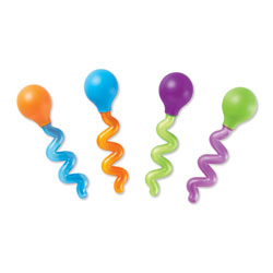 Twisty Droppers (Set of 4) - by Learning Resources