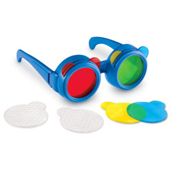 Primary Science Colour Mixing Glasses - by Learning Resources