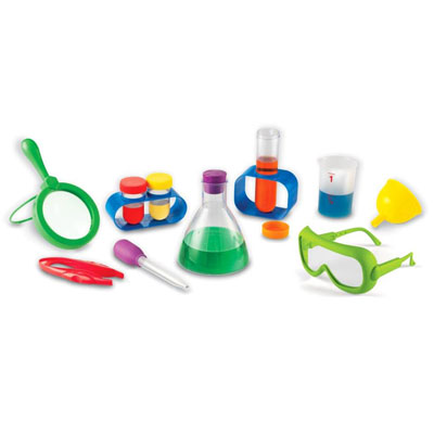 Primary Science Lab Set - by Learning Resources - LSP2784-UK