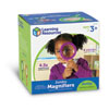 *Box Damaged* Primary Science Jumbo Magnifiers - Set of 6 - by Learning Resources - LER2774/D
