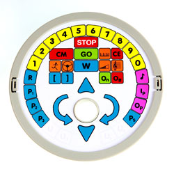 Roamer-Too Primary Keypad Module (Ages 7-9)