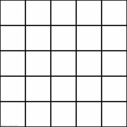 Roamer Too Clear Grid Square 5 X 5 Squares Primary Ict