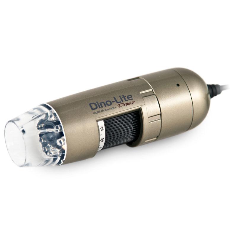 Dino-Lite AM4113T Pro USB Digital Microscope - 200x Magnification 1.3MP - AM4113T