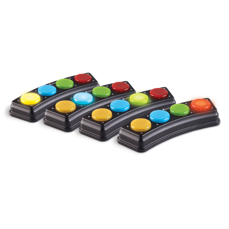 Answer Lights (Pack of 4) - by Learning Resources - LER3768