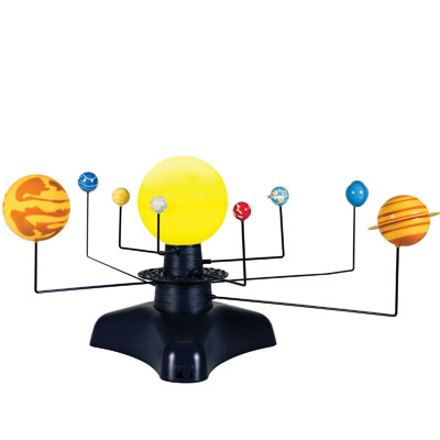 GeoSafari Motorised Solar System - by Educational Insights - ESP-5287-UK