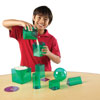 View-Thru Large Geometric Shapes Set - by Learning Resources - Set of 14 - LER3209