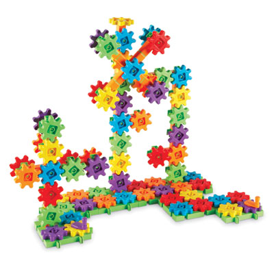 Gears! Gears! Gears! Super Building Set - 150 Pieces - by Learning Resources - LER9164