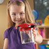 Primary Science Jumbo Bug Jars (Set of 12) - by Learning Resources - LER2780