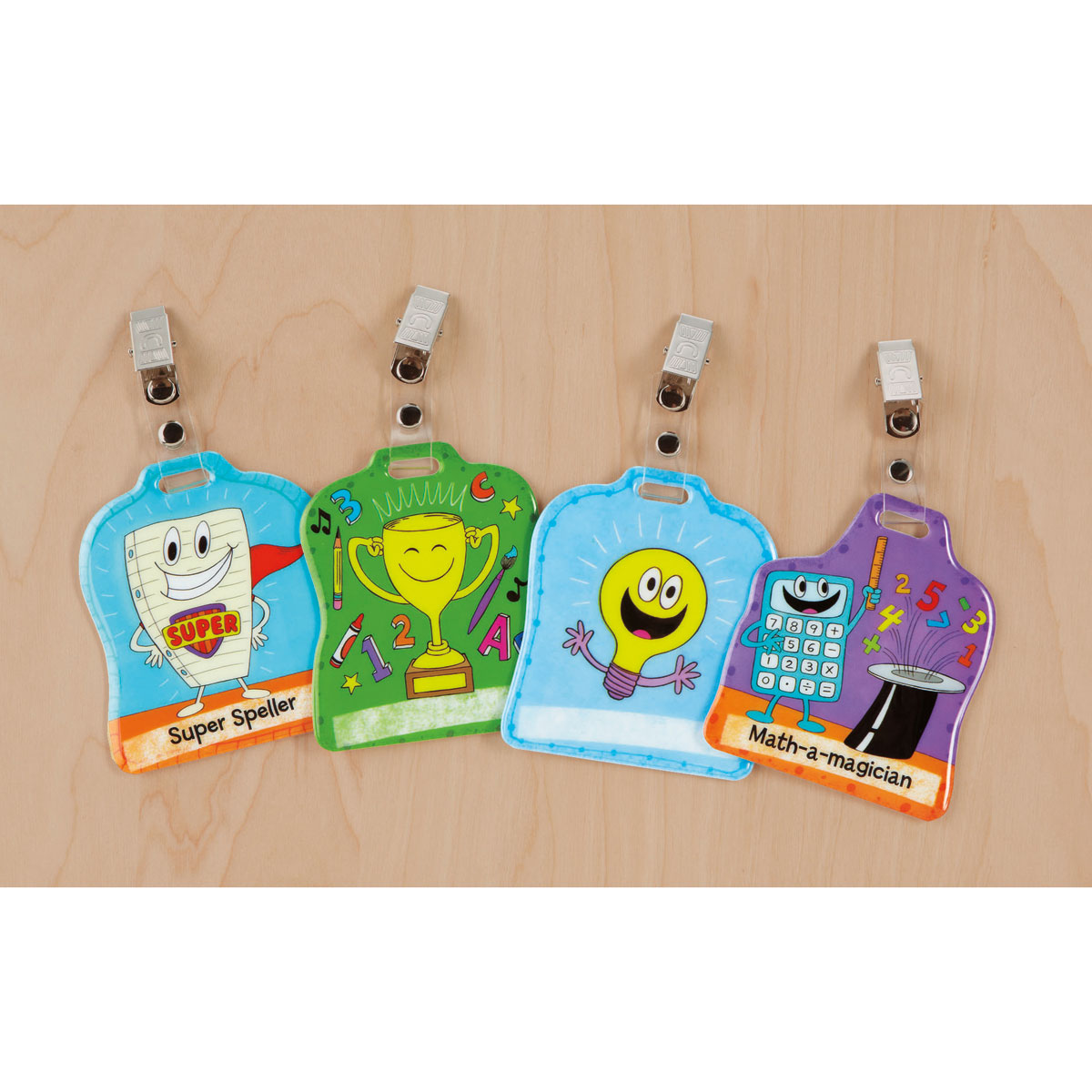 Educational Insights Good for Me Classroom Achievement Badges