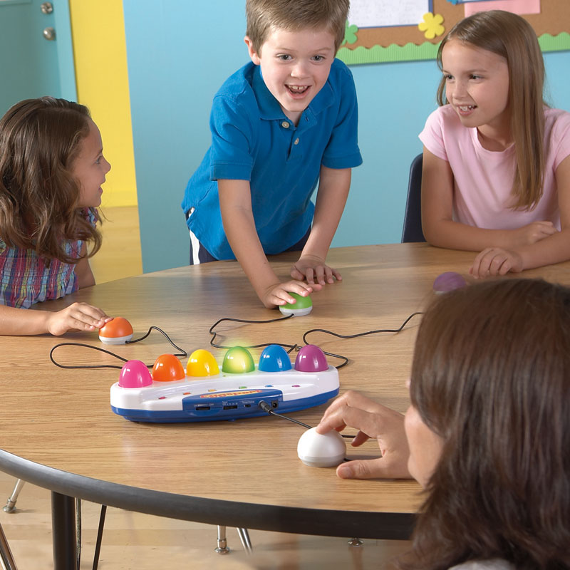 Eggspert Classroom Quiz Master - by Educational Insights - EI-7883