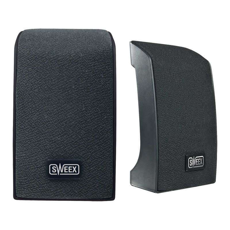 Sweex 2.0 Speaker Set USB Powered - SP027