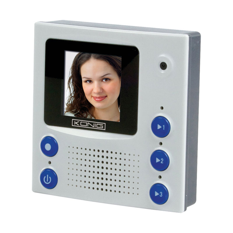 Video Memo Recorder - KN-VIDMEMO10
