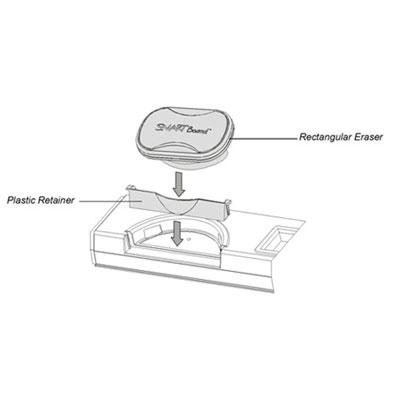 SMART Small Eraser for 500 Series Boards - ERA-003