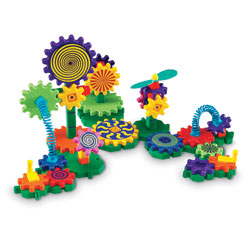 Gears! Gears! Gears! Gizmos Building Set - 82 Pieces - by Learning Resources