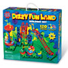 Gears! Gears! Gears! Dizzy Fun Land Motorised Set - 120 Pieces - by Learning Resources - LER9199
