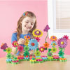 Gears! Gears! Gears! Build and Bloom Flower Garden - 116 Pieces - by Learning Resources - LER9214-D