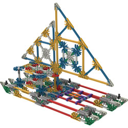 K'NEX 70 Model Building Set - 705 Pieces (KNEX Education)