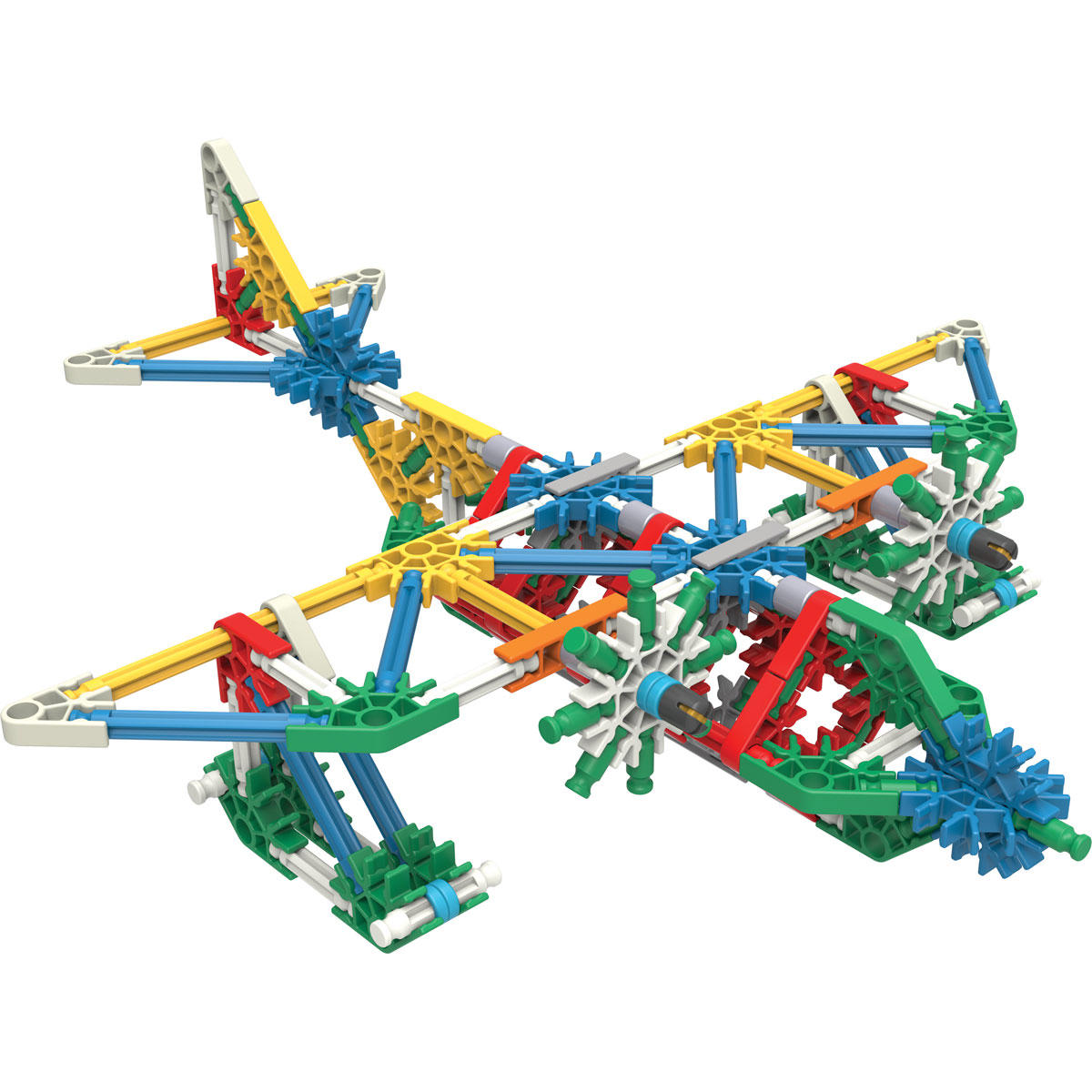 cool remote control planes with K Nex 70 Model Building Set 705 Pieces Knex Education Kx13419 Dhkx13419 5721 on Largest Lego Ship Ever Built Is Bigger Than Three Queen Sized Beds as well Everearth Bamboo Letter P Pig besides Building Foam Rc Airplanes besides Watch in addition Punk Student Blows Smoke In Teachers Face.