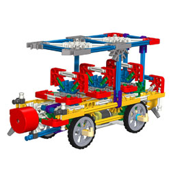 K'NEX Discover Control Models - 336 Pieces (KNEX Education)