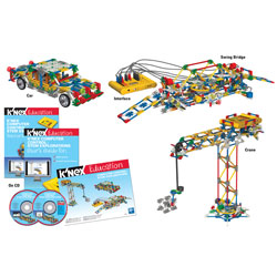 K'NEX Explorations Pack - 817 Pieces (KNEX Education)