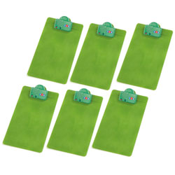 TTS Talking Clipboard - A4 Size (Pack of 6)