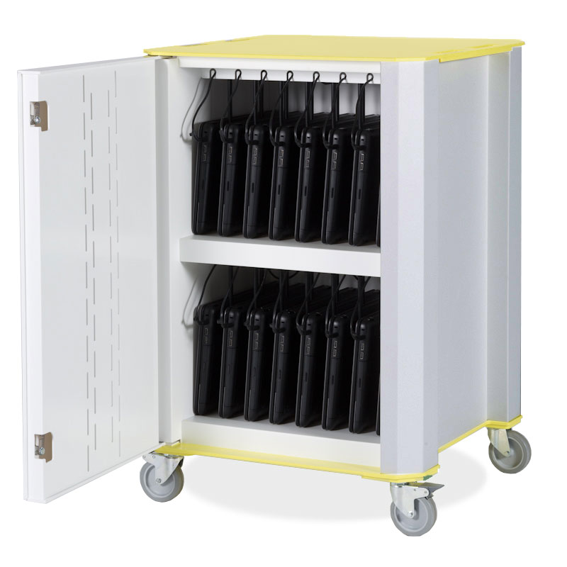Nuwco Laptop Trolley PlasCart 16 - PLASCART-16