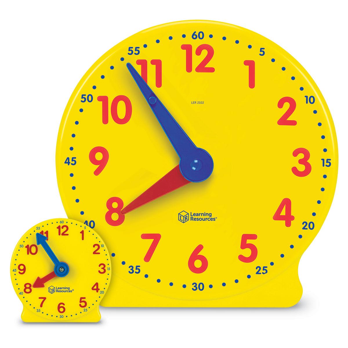 Buy School Big Time Classroom Geared Clock Bundle