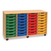 32 Shallow Tray Storage Unit - MEQ32W
