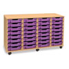 32 Shallow Tray Storage Unit
