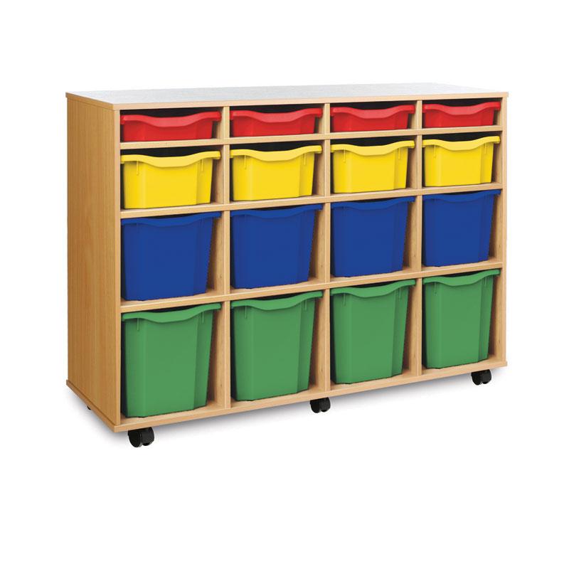 16 Variety Tray Storage Unit - MEQ1116
