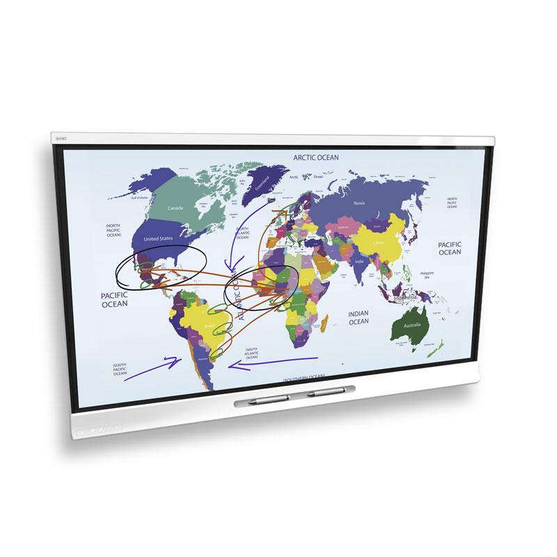 SMART Board 6055 Interactive Flat Panel Display - SPNL-6055
