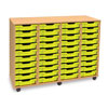 40 Shallow Tray Storage Unit - MEQ40W