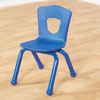 Siena Chair - Blue 35cm