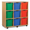 9 Jumbo Tray Storage Unit - MEQ1061
