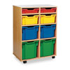 8 Variety Tray Storage Unit