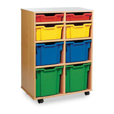 8 Variety Tray Storage Unit - MEQ1108