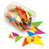Brights! Tangrams Classpack - by Learning Resources - LER3554