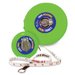Tape Measure (30m) - by Learning Resources [LER0369]