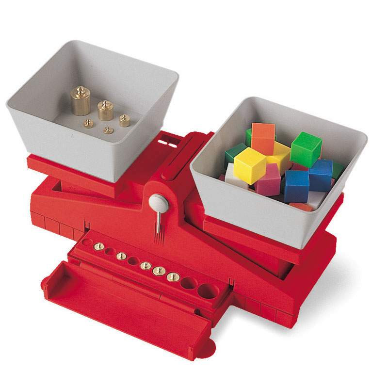 Precision School Balance with Weights - by Learning Resources - LER2420